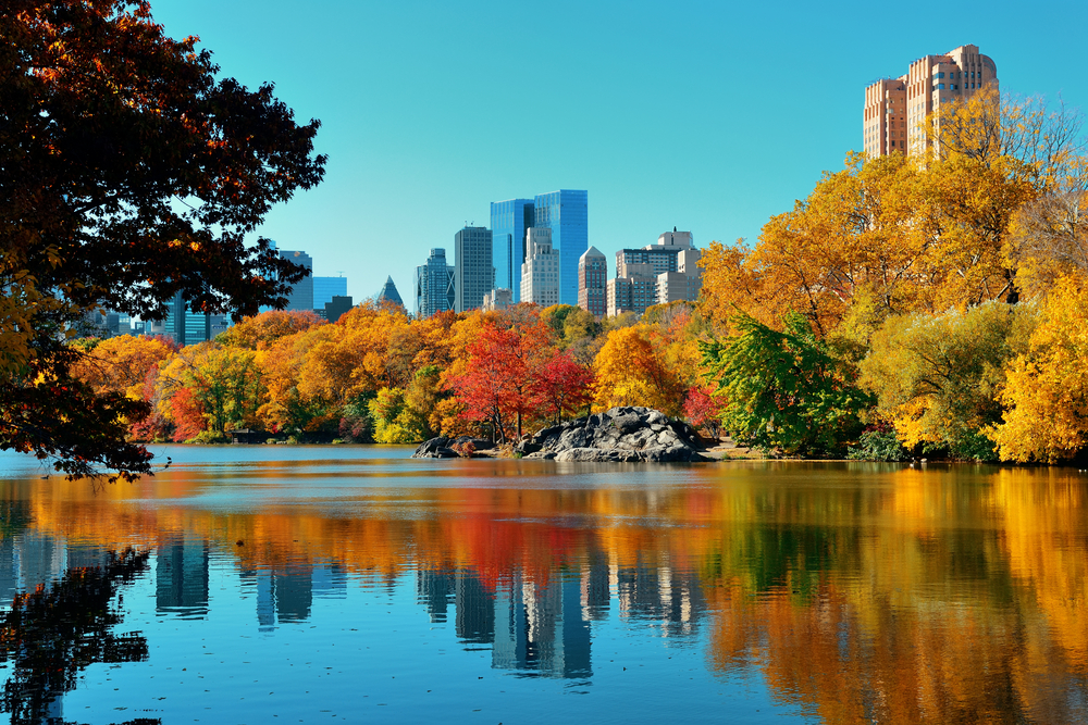 It's Almost Fall in New York City! - Go Airlink Shuttle Blog