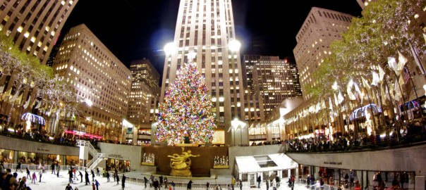 The 83rd Annual Rockefeller Center Christmas Tree Lighting