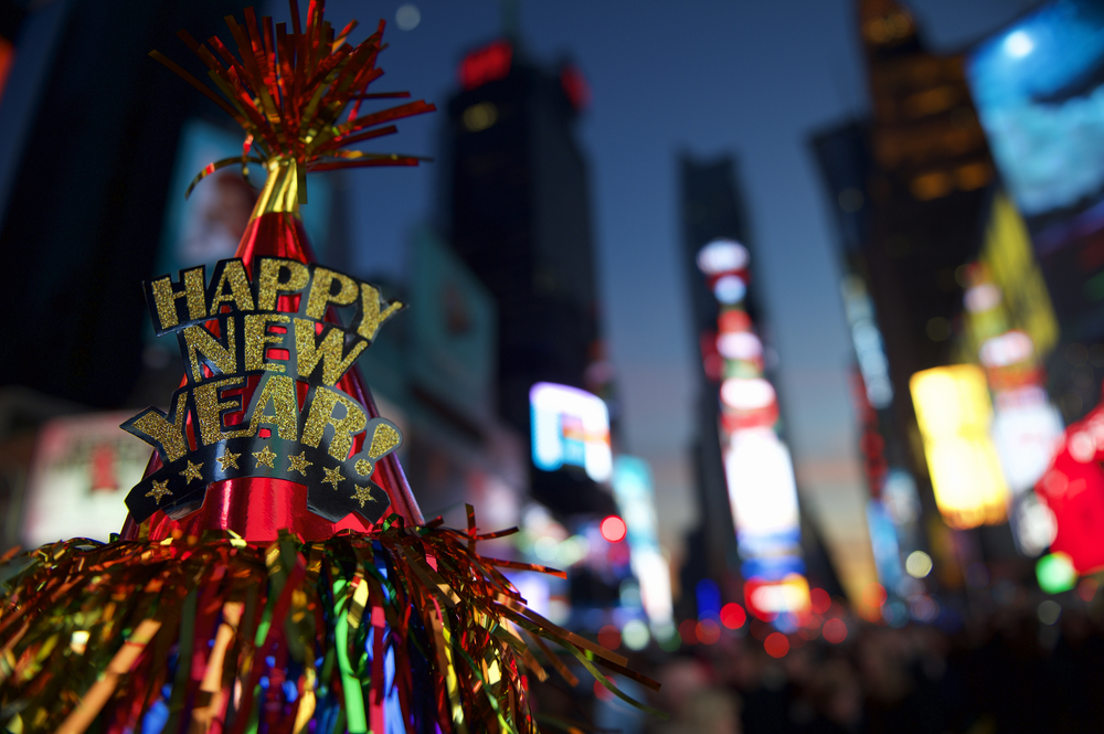 new years eve in times square go airlink shuttle blog