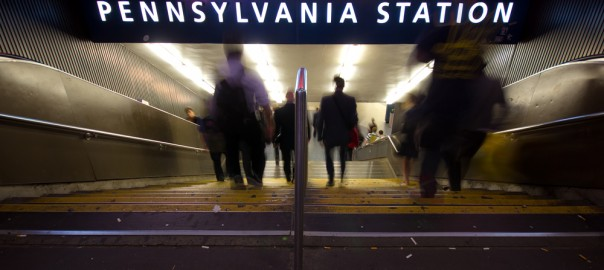 Navigating New York's Famed Penn Station