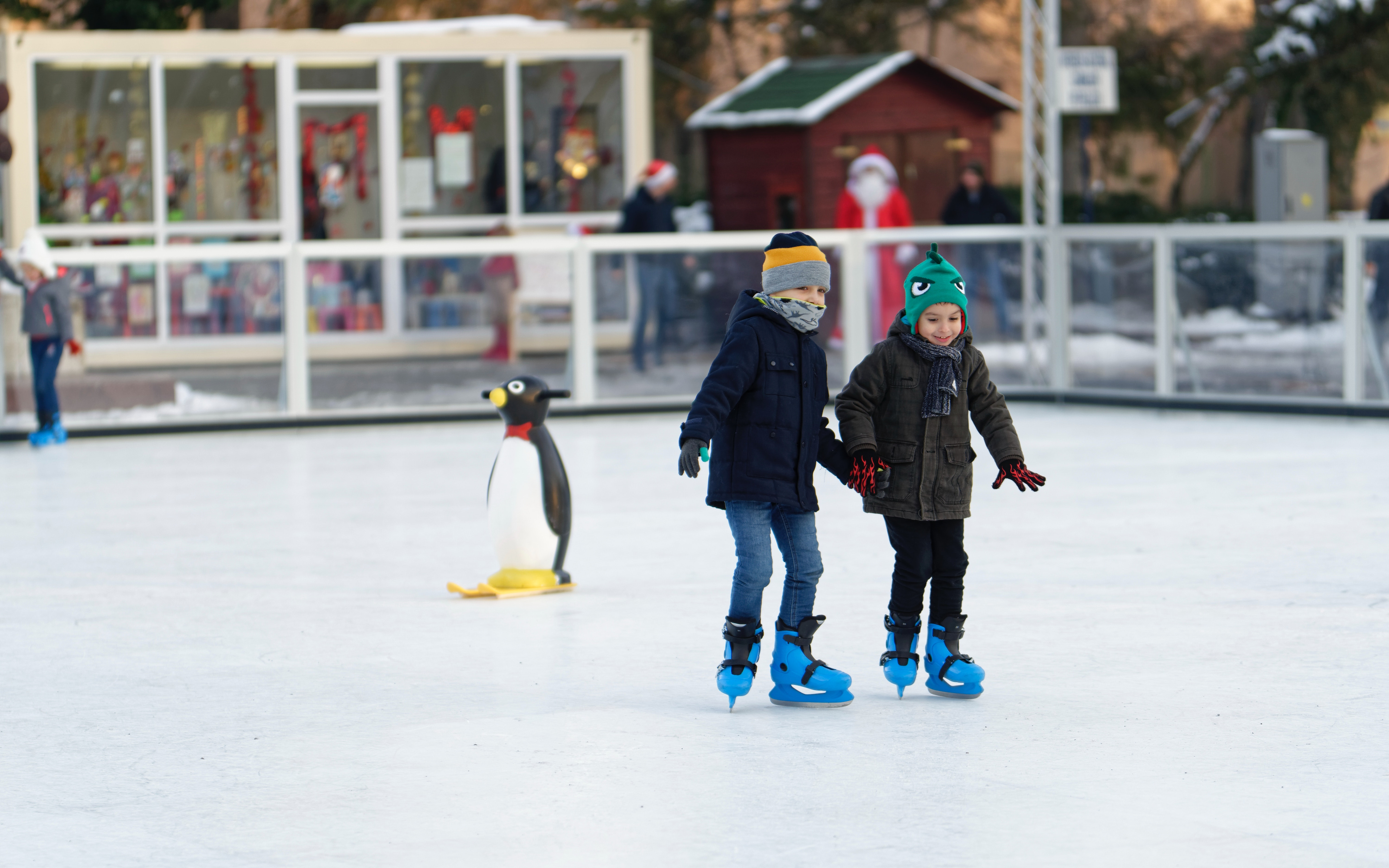 This winter, New York City offers plenty of fun events, free of charge.